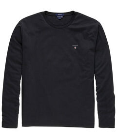 """Herren Shirt """"Solid LS T-Shirt"""" Langarm"""