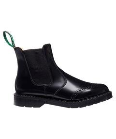 "Herren Boots ""Chelsea Broughe punched Dealer Boots"""