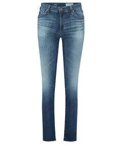 "Damen Jeans ""The Mari"" High Rise Straight Fit verkürzt"
