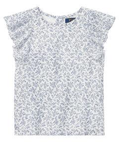 Mädchen Kleinkind Shirt Kurzarm