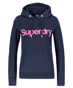 "Damen Sweatshirt ""CL Flock Hood"" mit Kapuze"