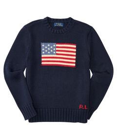"""Jungen Pullover """"Flag Cn Sweater"""""""