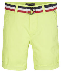 "Jungen Shorts ""Essential Belted Chino"""