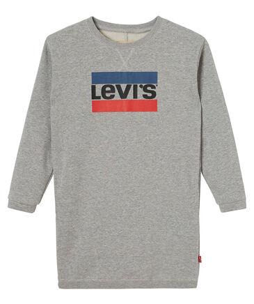 Levi's® - Mädchen Sweatshirtkleid Langarm