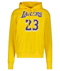 "Herren Sweatshirt ""NBA Los Angelos Lakers"" mit Kapuze"