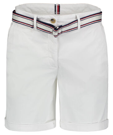 Tommy Hilfiger - Damen Bermuda Slim Fit