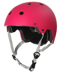 "Skate-Helm ""Varsity"" - magenta"