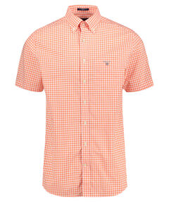 "Herren Hemd ""The Broadcloth Gingham"" Regular Fit Kurzarm"