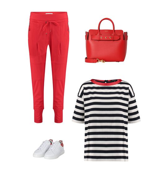 Outfit - Casual Stripes