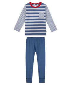 Jungen Kleinkind Schlafanzug