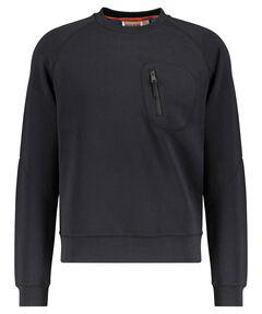 """Herren Sweatshirt """"Bilbe C"""" Langarm"""