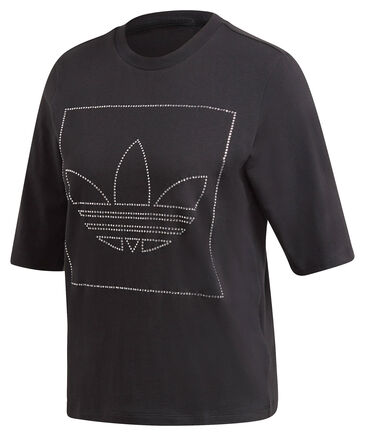 adidas Originals - Damen Shirt Kurzarm