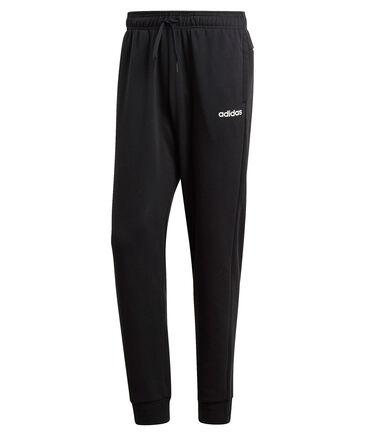 "adidas Performance - Herren  Sweathose ""Essentials Plain Tapered Pant Fleece Cuffed"""