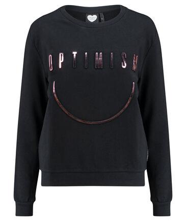 "Catwalk Junkie - Damen Sweatshirt ""Optimism"""