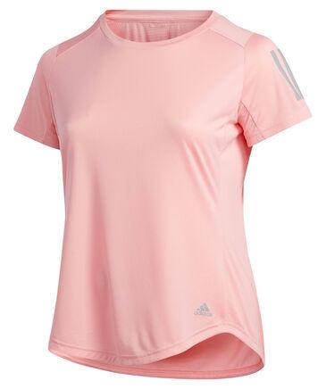 "adidas Performance - Damen Laufshirt ""Own the Run Curvy"" Kurzarm - Plus Size"