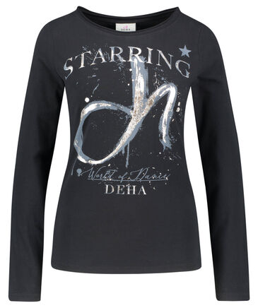 Deha - Damen Trainingsshirt Langarm
