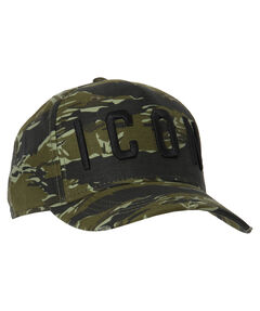 """Herren Cap """"Icon Camouflage"""""""