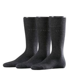 """Herren Socken """"Solid"""" 3er-Pack"""
