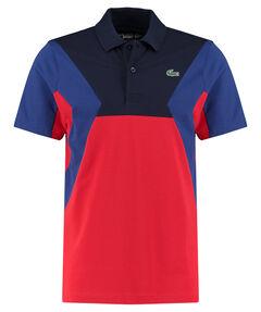 Herren Tennis-Poloshirt Regular-Fit Kurzarm