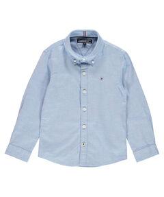 Jungen Hemd Comfort Fit Langarm