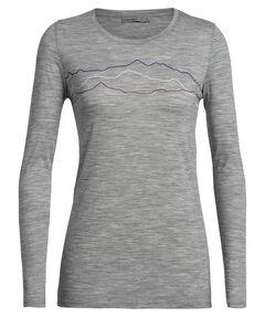 """Damen Shirt """"Spector LS Crewe Toghest Triple"""" Langarm"""