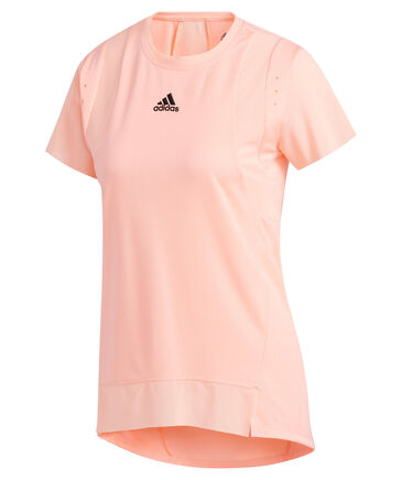 "adidas Performance - Damen Trainingsshirt ""Heat Ready"" Kurzarm"