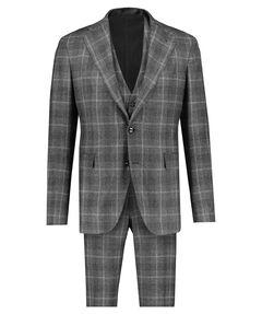 Herren Anzug Regular Fit dreiteilig