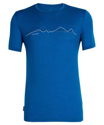 """Icebreaker - Herren T-Shirt """"Tech Lite Short Sleeve Crewe"""""""