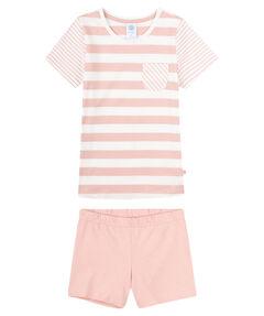 Mädchen Pyjama zweiteilig