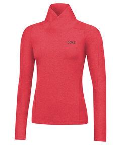 "Damen Laufshirt ""R3 Women Thermo Longsleeve Shirt"" Langarm"