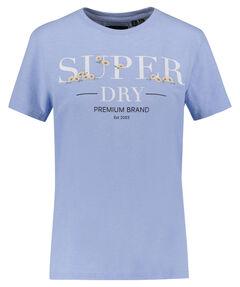 """Damen T-Shirt """"Serif Floral"""""""