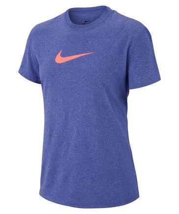 Nike - Mädchen Trainingsshirt Kurzarm