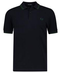 "Herren Poloshirt ""Twin Tipped Polo"""