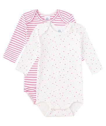 Sanetta - Mädchen Baby Body Doppelpack