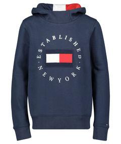 "Jungen Sweatshirt ""Heritage"" mit Kapuze"