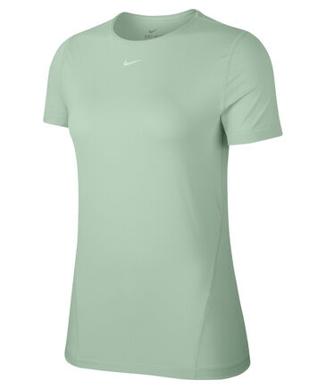 "Nike - Damen Trainingsshirt ""Pro"" Slim Fit Kurzarm"