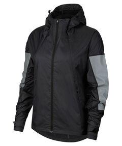 "Damen Laufjacke mit Kapuze ""Run Division Flash Hooded Jacket"""