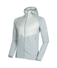 "Herren Fleecejacke ""Aconcagua Light Hybrid ML Hooded Jacket"""