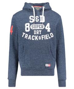 """Herren Sweatshirt """"Trackster Hood"""" mit Kapuze"""