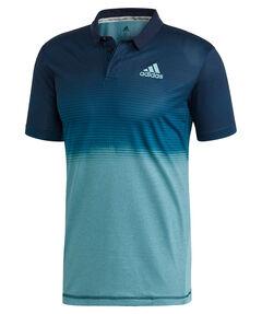 "Herren Tennis-Poloshirt ""Parley"" Slim Fit Kurzarm"