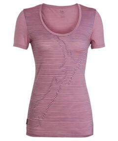 """Damen Outdoor-Shirt """"Spector S/S Scoop NZ Relief"""""""