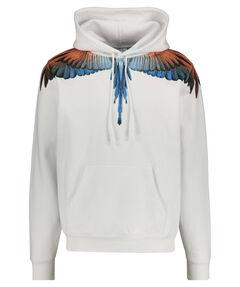 """Herren Sweatshirt """"Wings"""" mit Kapuze"""