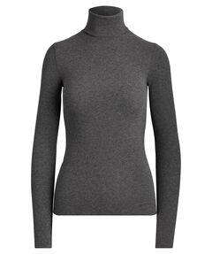Damen Rollkragen-Pullover