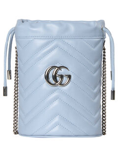 "Damen Beuteltasche ""GG Marmont Mini-Bucket Bag"""
