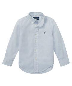 Jungen Kleinkind Hemd Langarm