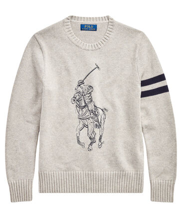 Polo Ralph Lauren Kids - Jungen Pullover