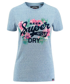 "Damen T-Shirt ""Super 23 Tropical Burst Entry Tee"""