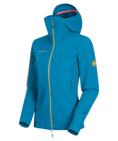 "Damen Softshelljacke ""Aenergy Pro SO Hooded Jacket"""