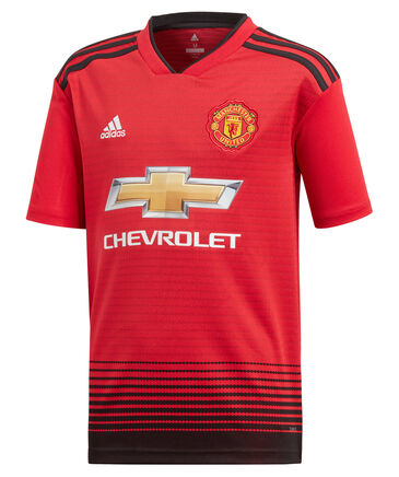 "adidas Performance - Kinder Fußballtrikot ""Manchester United Home Jersey Youth"" Kurzarm"