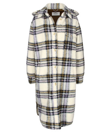 Marc O´Polo Denim - Damen Mantel mit Kapuze